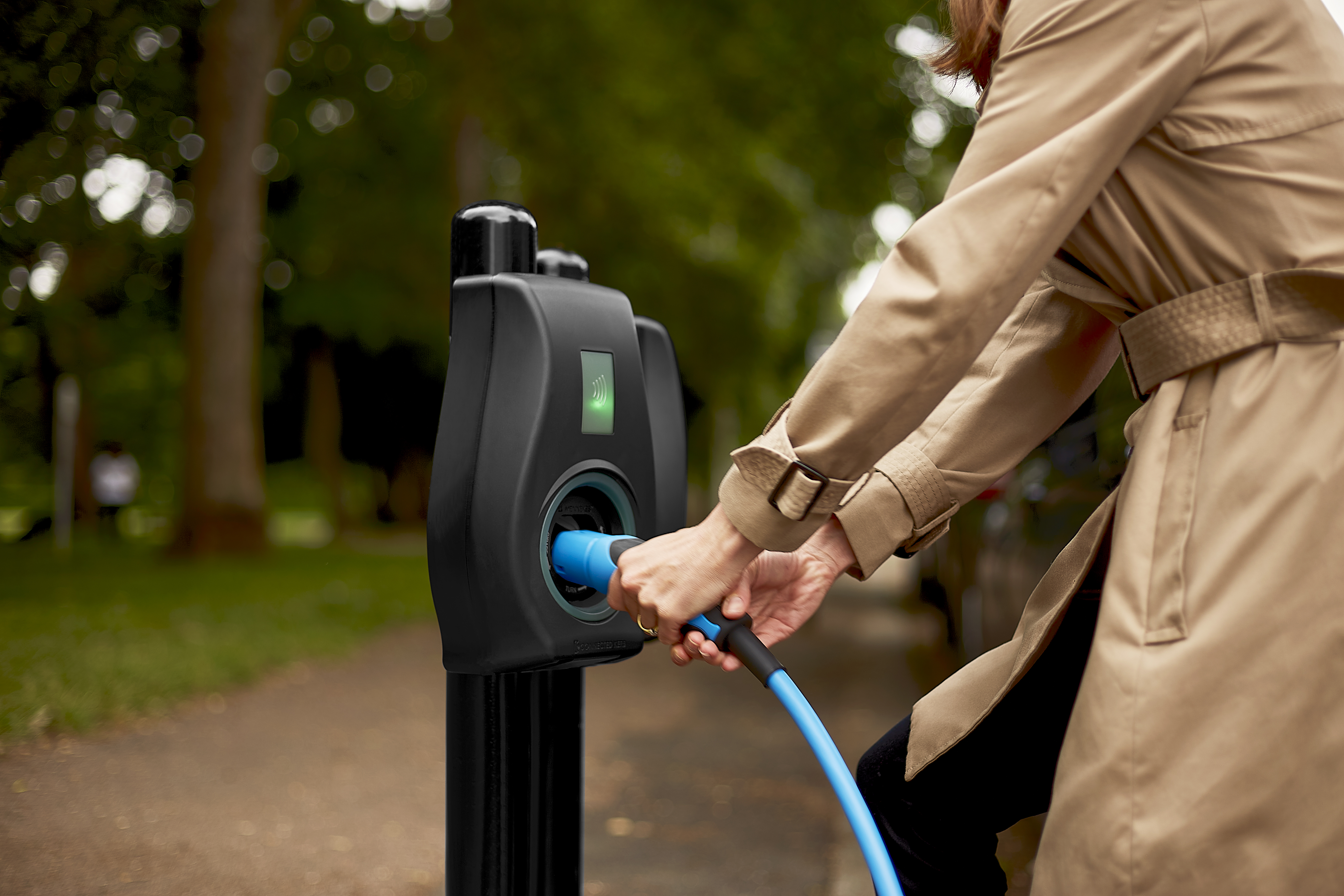 Charging trifecta: fast, flexible, future-proof, in Bedford Council