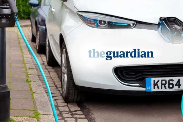 The Guardian: Powering ahead: six new ways to charge an electric car