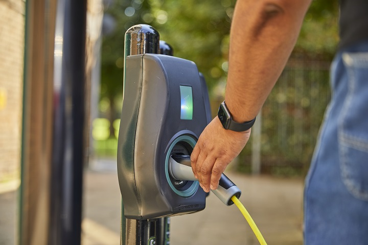 Game-changing EV charging project in Lambeth addresses EV inequality